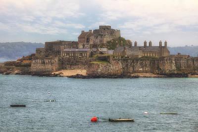 St Elizabeth Photograph - Jersey - Elizabeth Castle by Joana Kruse