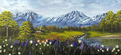 Jessy's View Original by Darice Machel McGuire