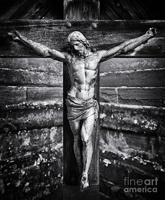 Afterlife Photograph - Jesus Christ  by Tim Gainey