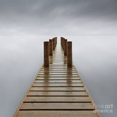Limited Edition Photograph - Jetty by Richard Thomas