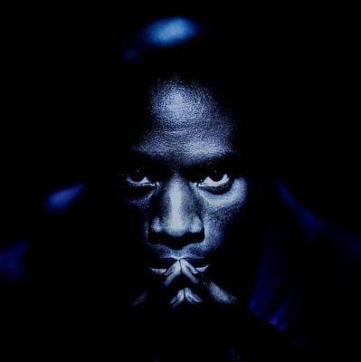 African-american Photograph - Jevon Blue by YoPedro