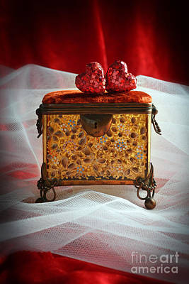 Jewel Casket Print by Amanda And Christopher Elwell
