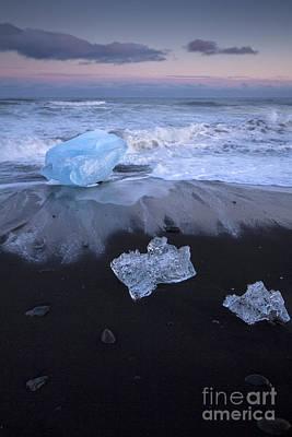 Jewell Of The Sea Print by Evelina Kremsdorf
