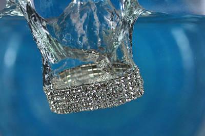 Bracelet Photograph - Jewelry-2 by Mark Ashkenazi