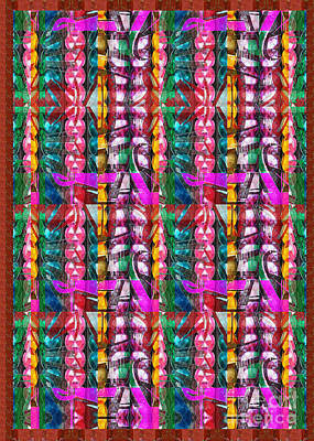 Rights Manages Images Mixed Media - Beads Jewels Strings Fineart By Navinjoshi At Fineartamerica.com Unique Decorations Pod Gifts Source by Navin Joshi