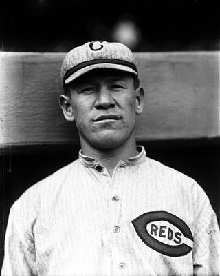 Photograph - Jim Thorpe Reds by Retro Images Archive