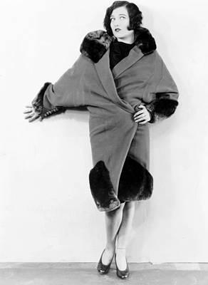 Ankle Bracelet Photograph - Joan Crawford, Ca. 1926 by Everett