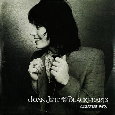 Queen Photograph - Joan Jett - Greatest Hits 2010 by Epic Rights