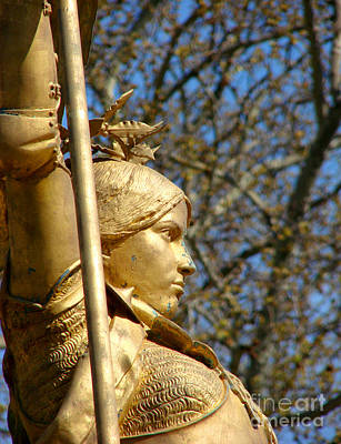 Orleans Photograph - Joan Of Arc by Olivier Le Queinec