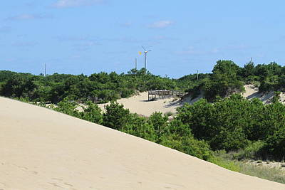 Sand Photograph - Jockey's Ridge 28 by Cathy Lindsey