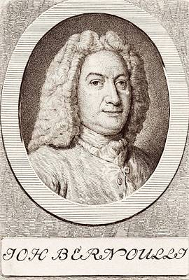 18th Century Photograph - Johann Bernoulli by Print Collection, Miriam And Ira D. Wallach Division Of Art, Prints And Photographs/new York Public Library