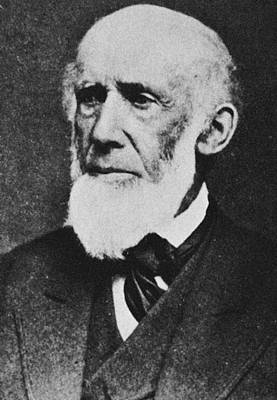 Jervis Photograph - John Bloomfield Jervis (1795-1885) by Granger