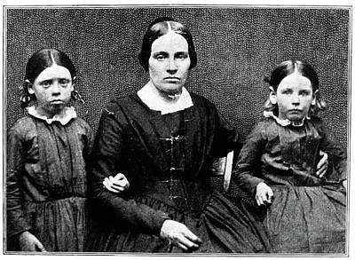 John Brown Family, C1851 Print by Granger