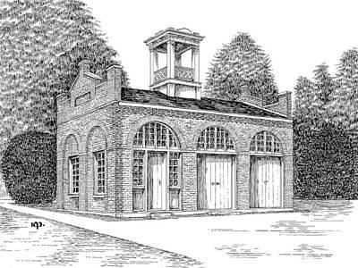 John Brown's Fort Original by Robert Powell