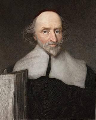 John Knox Print by Paul D Stewart