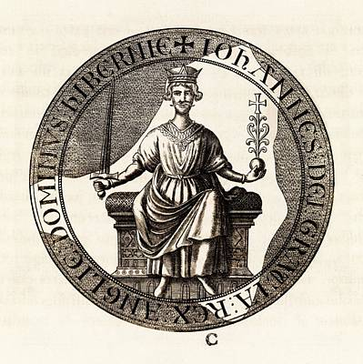 John Print by Middle Temple Library