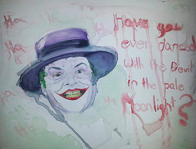 Joker Original by Melody Leach