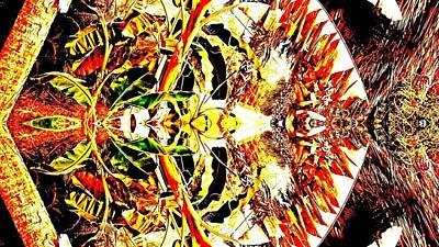 Jonah Digital Art - Jonah's View by Anna Kohler