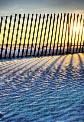 Jones Beach Print by JC Findley