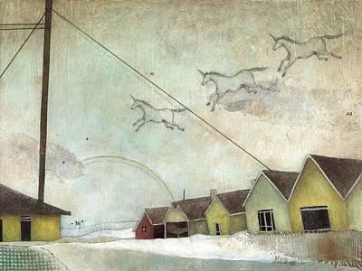 Jorge Regula Print by Mils Gan