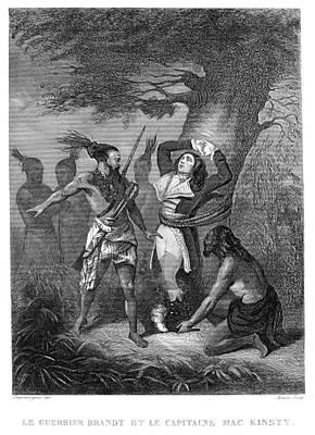 Joseph Brant (1742-1807) Print by Granger