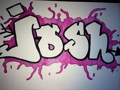 Graffiti Names Drawings for Sale
