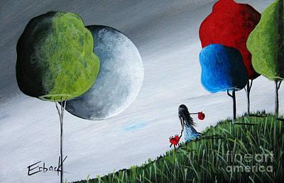 Journey Home By Shawna Erback Print by Shawna Erback