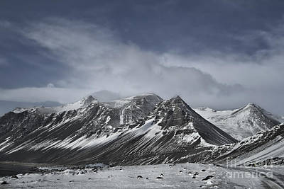 Mountain Scape Photograph - Journey Into The Realms Above by Evelina Kremsdorf