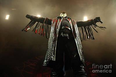 Music Artist Photograph - Judas Priest by Jenny Potter