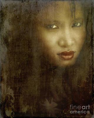 Book Title Digital Art - Judi 02 by Edmund Nagele