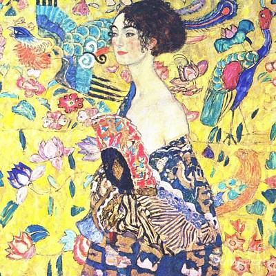 Pd Painting - Judith 2 By Gustav Klimt by Pg Reproductions
