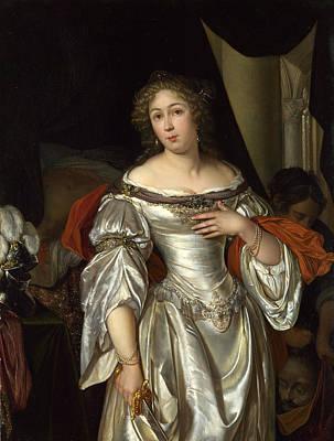 Judith Painting - Judith by Eglon van der Neer