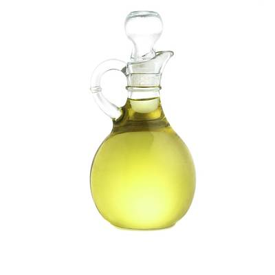 Jug Of Olive Oil Print by Science Photo Library