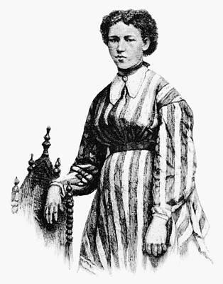 Julia Hayden Print by Granger