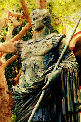 Beauty Mark Photograph - Julius Caesar by Scott Hill