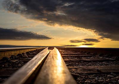 Canon 6d Photograph - Just Before Sunrise by Bob Orsillo