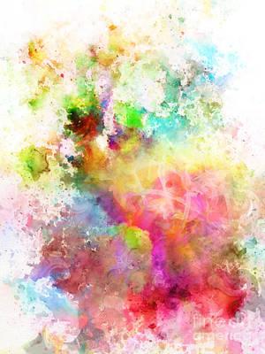 Just Colors 6 Print by Artwork Studio