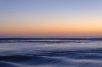 Print featuring the photograph Just Go With The Flow by Thierry Bouriat