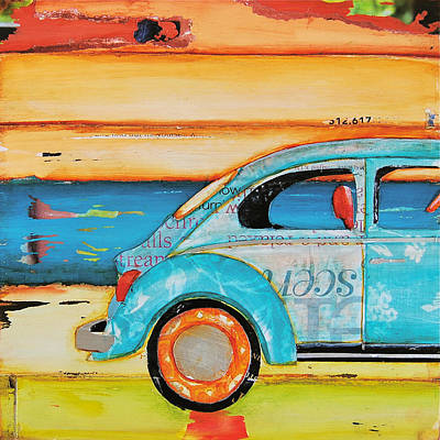 Just Roll With It Print by Danny Phillips