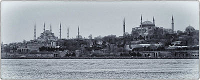 Hagia Sophia Photograph - Kadikoy Cruise by Joan Carroll
