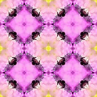 Kaleidoscope Bumblebee  Original by Toppart Sweden