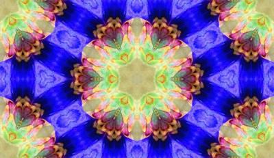 Kaleidoscope Madness Original by Toppart Sweden
