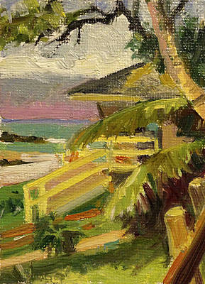 Haleiwa Painting - Kamaole 3 by Stacy Vosberg