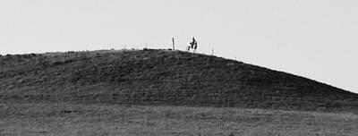 Photograph - Kansas Landscape by Rob Hallifax