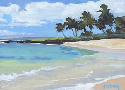 Haleiwa Painting - Kauai Northshore by Stacy Vosberg