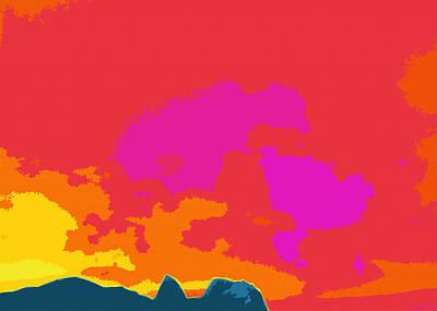 Hawaii Mixed Media - Kauluwela Moku 26 by Kenneth Grzesik
