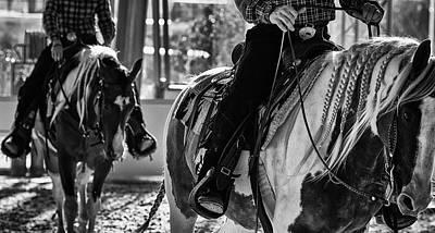 Horse Photograph - Keep Moving by Vadim Boytsov