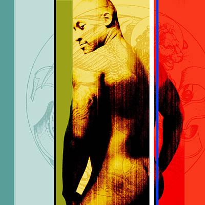Nudity Photograph - Kelvin by Chris  Lopez