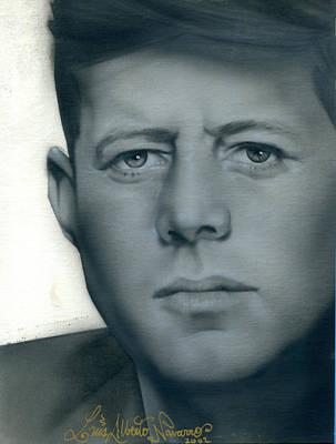 Kennedy Original by Luis  Navarro