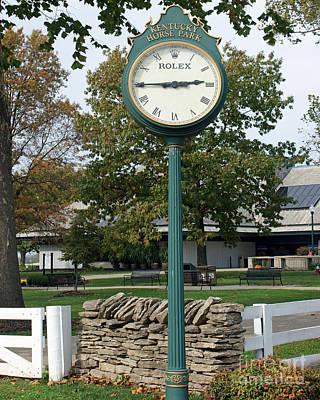 Kentucky Horse Park Painting - Kentucky Horse Park by Roger Potts